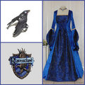 Hogwarts Houses inspired Gowns
