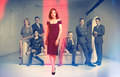The Good Wife Cast - the-good-wife wallpaper
