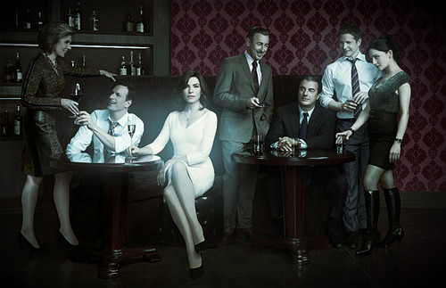 The Good Wife wallpaper probably with a drawing room, a lectern, and a dressing table called The Good Wife Cast