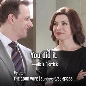 Alicia and Will