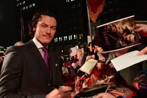 The Hobbit: The Desolation of Smaug - European Premiere