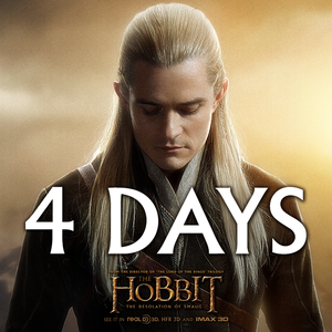 The Hobbit: The Desolation of Smaug - In 4 Days