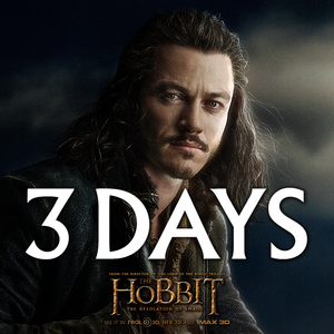 The Hobbit: The Desolation of Smaug - In 3 Days