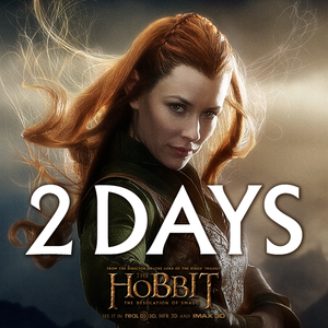 The Hobbit: The Desolation of Smaug - In 2 Days