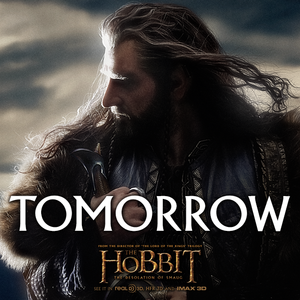 The Hobbit: The Desolation of Smaug - Tomorrow