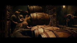 Into the Barrels! Clip Screencaps