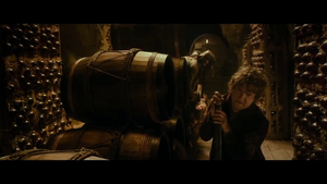 Into the Barrels! Clip Screencaps