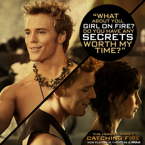 Secrets - Finnick Odair's currency of choice