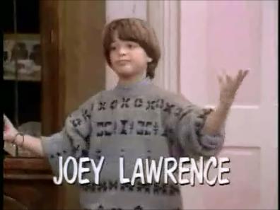 Joey Lawrence Gimme A Break