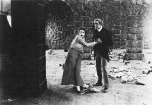 Believed to be from Phantom of the Violin (1915)