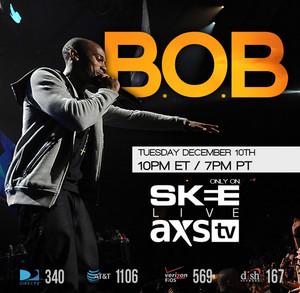 Skee Live B.O.B