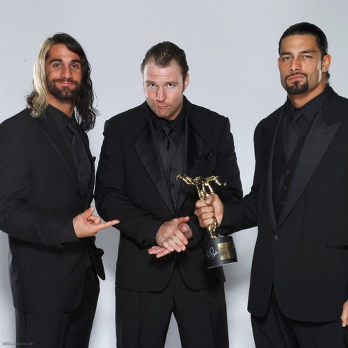 The Shield (WWE) wallpaper containing a business suit and a well dressed person called The Shield