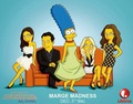 Marge Madness on 'Project Runway' - the-simpsons photo