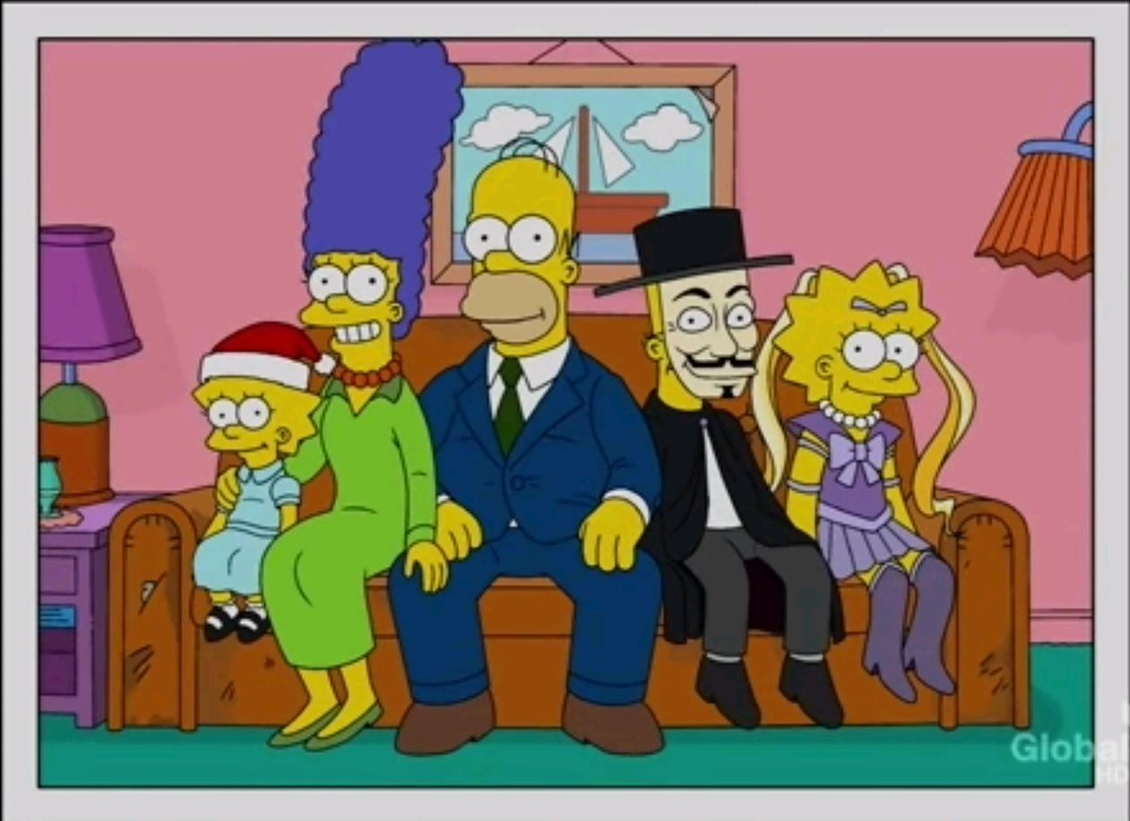 the simpsons contains essay View the simpsons research papers on academiaedu for free.