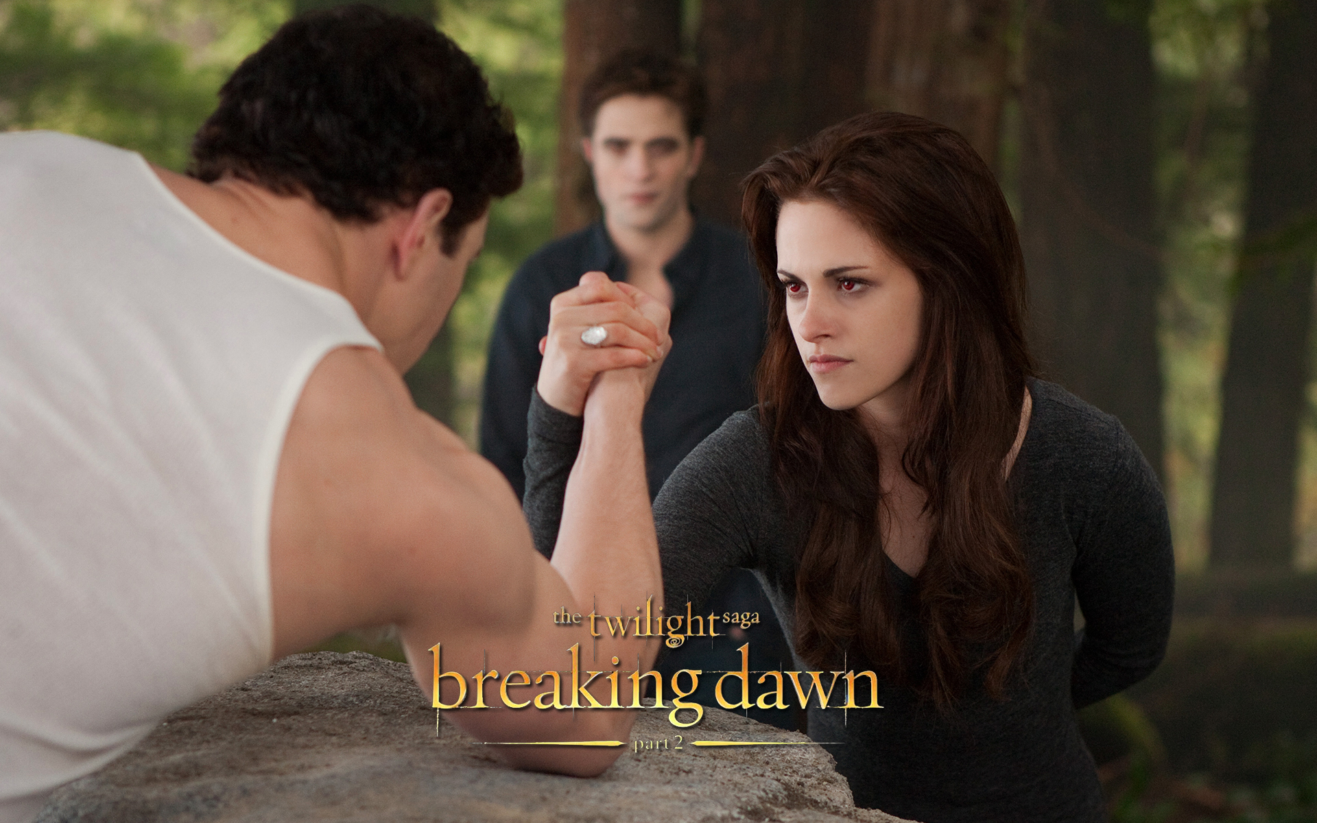 Breaking Dawn Part Bella And Edward Wallpaper klejonka