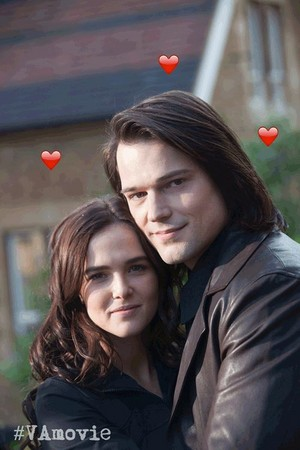 Zoey and Danila new pic