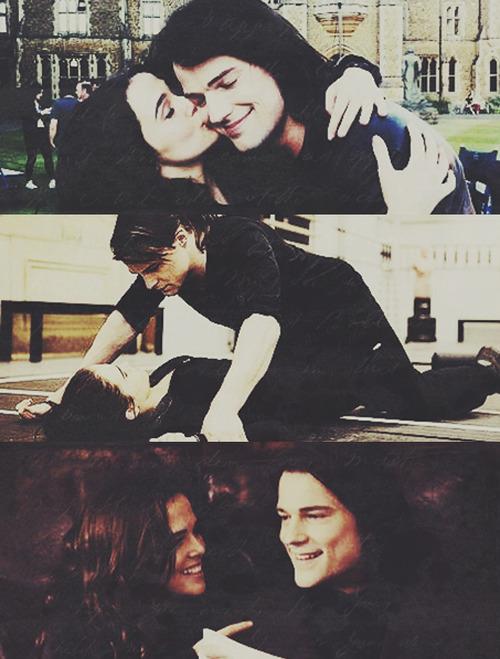 Rose x Dimitri