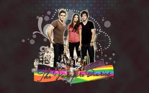 TVD's trio
