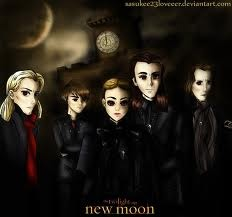 The Volturi wallpaper called Cartooooooooonest