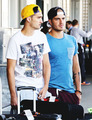 Tom and Max - the-wanted photo