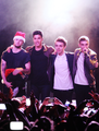 Jay, Siva , Nathan , Tom - the-wanted photo