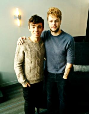 Nathan and جے