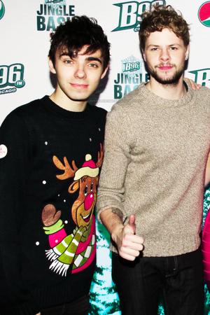 Nathan and Jay