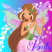 Winx Icons (Flora) - the-winx-club icon