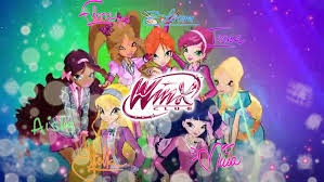 Winx Club Season 6 Clothes