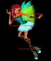 Layla Faithix - the-winx-club fan art