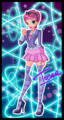 Tecna: Season 6 Outfit - the-winx-club fan art