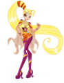 Stella Bloomix. - the-winx-club fan art