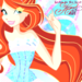 Bloom's icon - the-winx-club icon