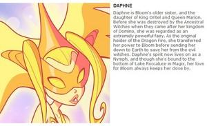 Nymph daphne