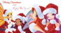 Winx: Merry Christmas  - the-winx-club fan art