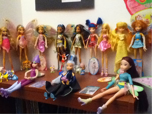 My Winx Collection: ドール