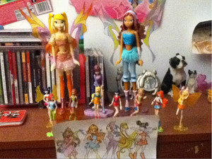 My Winx Collection: Kinder Figurines