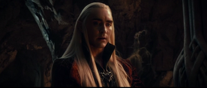 Thranduil in The Desolation of Smaug