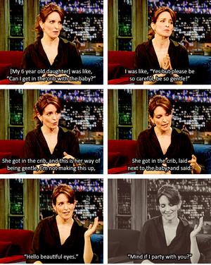 Tina Fey Interview