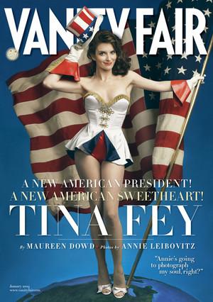 Tina Fey// Vanity Fair