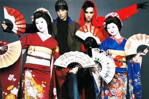WWD Photoshoot - Tokyo, 日本 [09.02.2011]