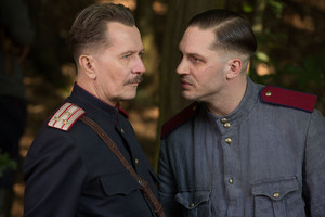 First Official 画像 From 'Child 44' Starring Tom Hardy