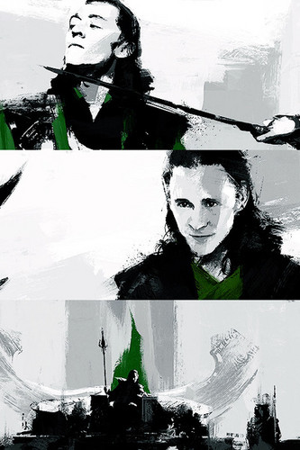 Tom Hiddleston wallpaper probably with a ski resort, an igloo, and tobogganing called Loki Laufeyson