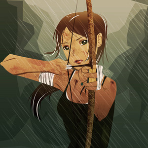 Lara Croft(Survivor)