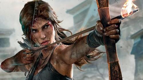Tomb Raider Reboot Wallpaper Called
