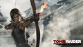Tomb Raider-Lara Croft - tomb-raider-reboot wallpaper