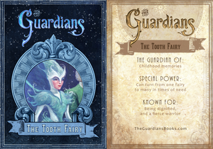 Tooth Fairy Guardians Card