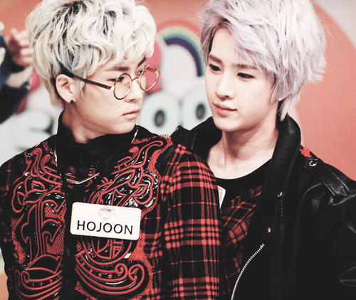 Topp Dogg wallpaper called Hojoon~bjoo☜❤☞