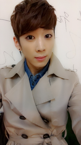 Topp Dogg wallpaper probably containing a trench cappotto called • Kidoh •