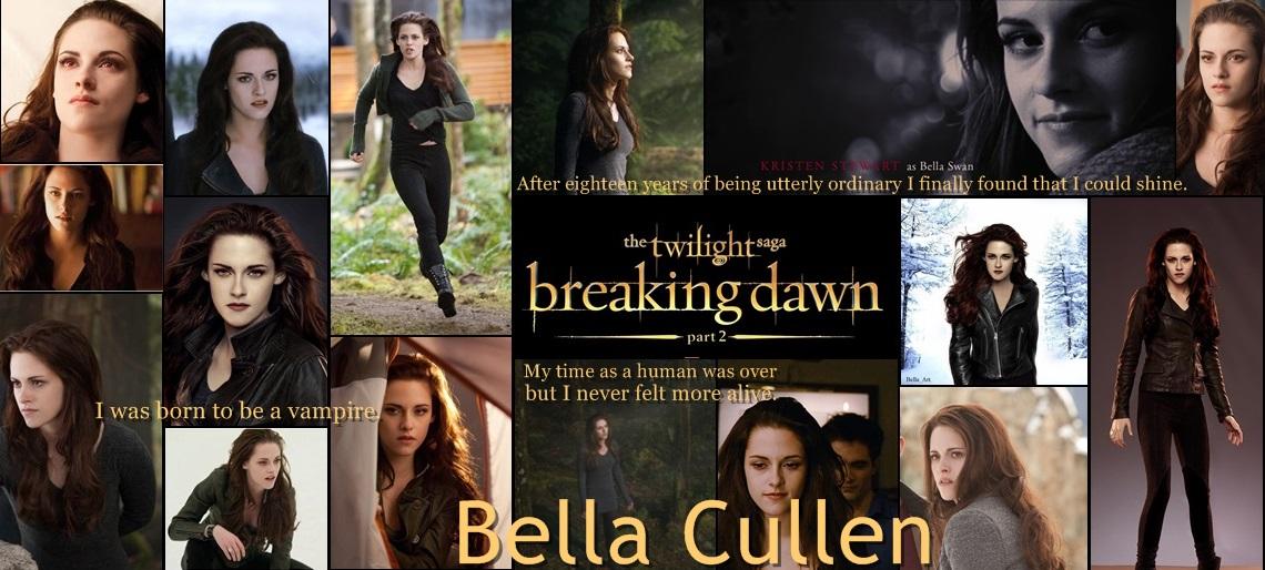 Bella Cullen BD